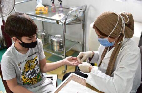١٠٠ مليون صحة تفحص 8 ملايين طالب للكشف عن الأنيميا والسمنة والتقزم