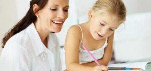 كيفية تعليم طفلك الكتابة