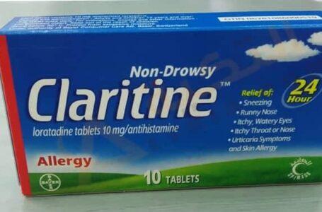 دواعى استعمال كلاريتين claritine أقراص والسعر وجرعة الكبار والآثار الجانبية