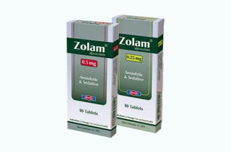ما هو دواء زولام zolam وهل هو منوم والسعر والبدائل