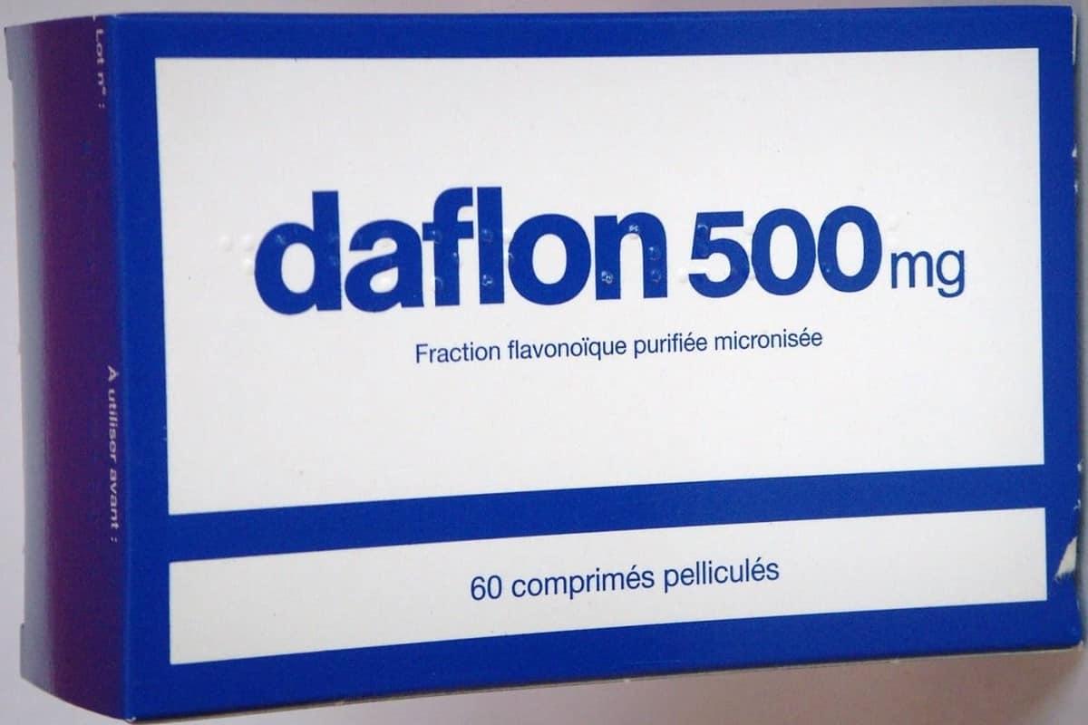 دواعى استعمال دافلون 500 والآثار الجانبية والأضرار