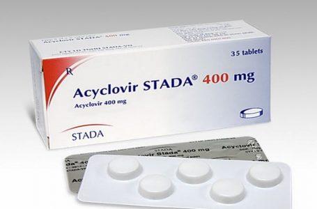 استعمالات اسيكلوفير كريم 400 و 800 وفاعليته لعلاج الهربس والآثار الجانبية والسعر
