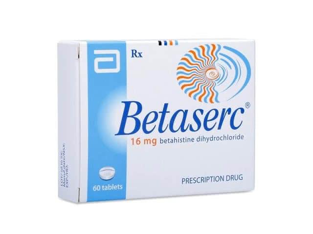 دواعي استعمال Betaserc بيتاسيرك 16 و24 والسعر وتجارب المرضى مع الدواء والجرعة