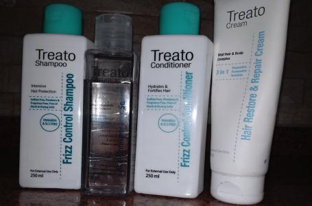 سيروم تريتو treato serum: المكونات وطريقة الاستخدام والفوائد للشعر والسعر